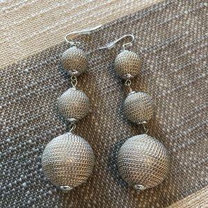 Club Monaco Statement drop earrings